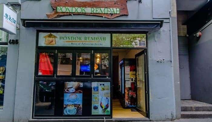 Pondok Rempah, Nikmatnya Kuliner Pontianak Rasa Jakarta
