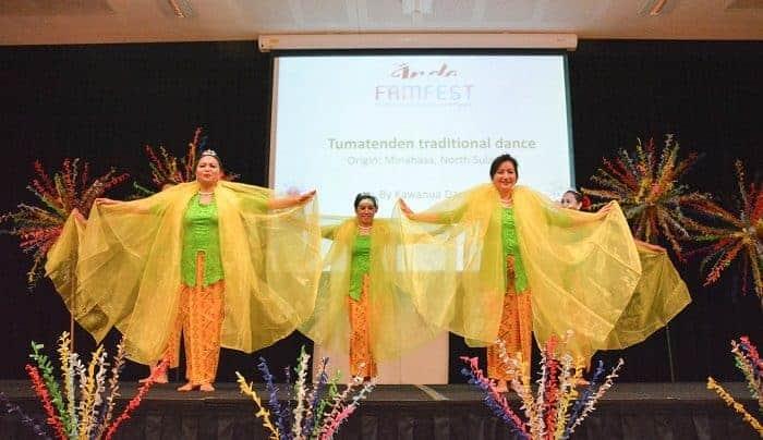 Asyiknya Menjelajahi Budaya Nusantara di IndoFamFest 2017