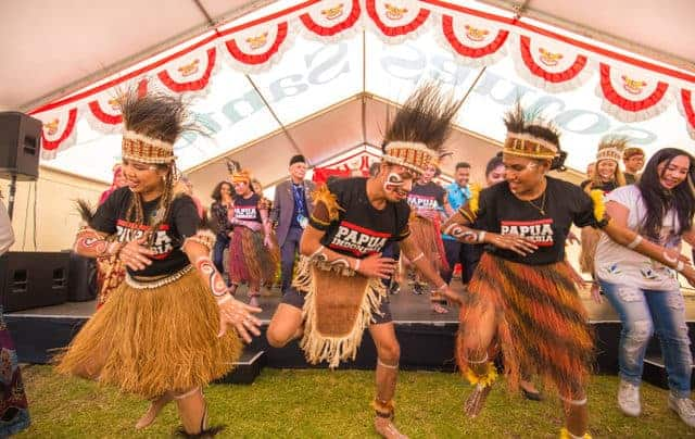 Merayakan 10 tahun IndoFest, Kampung Indonesia Hadir di Jantung Kota Adelaide