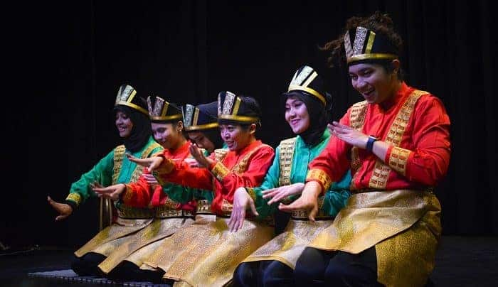 Meriahnya Indonesian Food and Trade Festival
