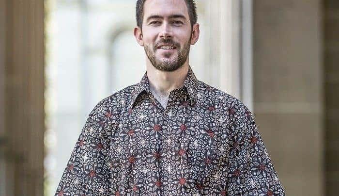 Sempat Bekerja di Jakarta, Michael Jay Reardon Ingin Berbisnis di Indonesia