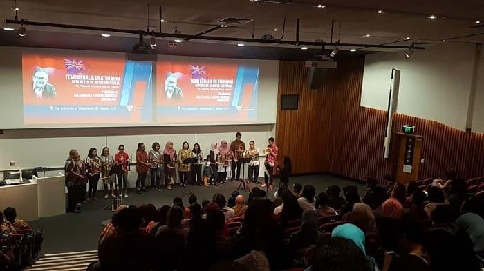 Peresmian Balai Bahasa dan Budaya Indonesia Queensland