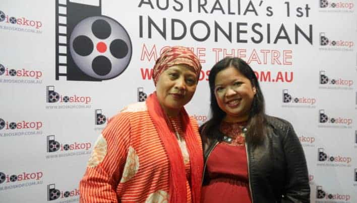 A Movie of Indonesian Diplomatic History