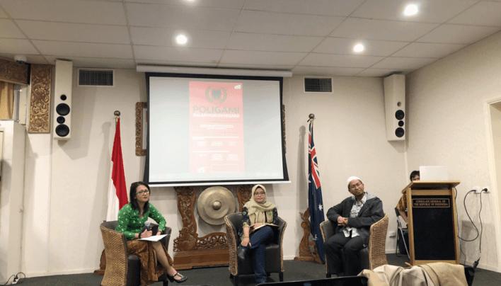 Pemutaran Film Sendiri Diana Sendiri sebagai perayaan Hari Kartini 2018