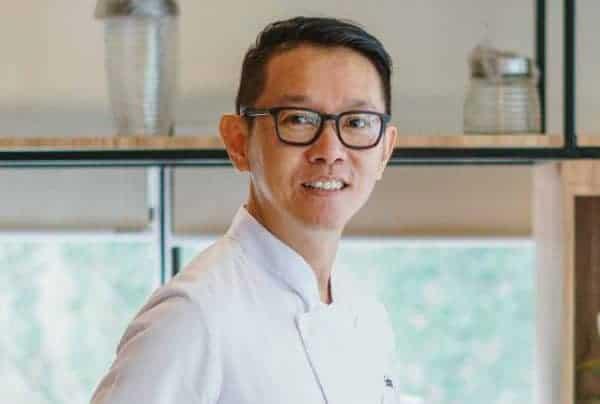 Inspirasi Menu Sehat Enak  Bersama Chef Eddrian