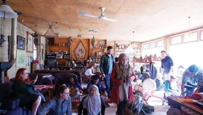 Gamelan Workshop bersama AIYA